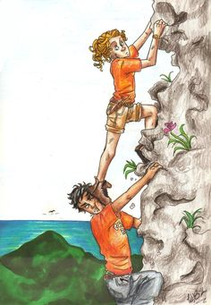 Percy and Annabeth<<<true dat