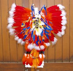 chicken style dance-bustle- http://www.redstar-tradingpost.com/
