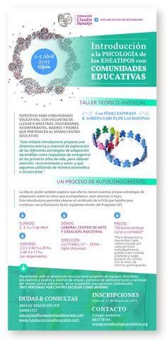 Introducción a la Psicología de los Eneatipos con Comunidades Educativas