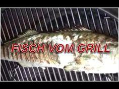 Fisch richtig grillen / Zander vom Grill --- Klaus grillt