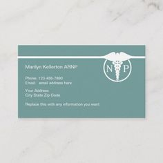 215 Best Nurse Business Cards Images In