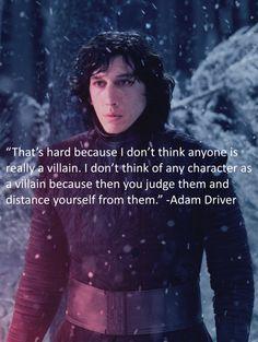 Awkward Adam Driver