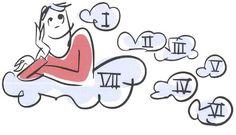 Auf Wolke sieben schweben - Im siebten Himmel sein(= In guter Stimmung, sehr glücklich, in Hochstimmung oder sehr verliebt sein.)