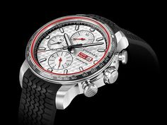 Check out sports car meets watch with the Chopard Mille Miglia 2017 Race Edition @chopard @millemigliaofficial  #raceedition #openroadrace  Price - $6840. #racewatch #cars #racecars #watches #luxurywatches