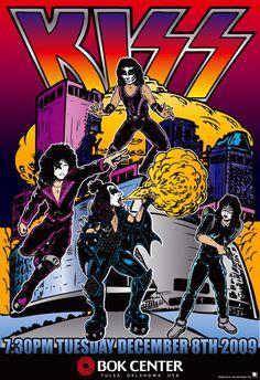 Kiss - 2009