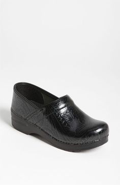 Dansko 'Professional Tooled' Clog available at #Nordstrom