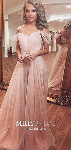 Long Prom Dresses A Line, Pink Formal Evening Dresses For Teens, V Neck Military Ball Dresses Tulle, Modest Pageant Graduation Party Dresses Lace Unique Homecoming Dresses, Pageant Dresses For Teens, Modest Formal Dresses, Prom Dresses Long Pink, Vintage Formal Dresses, Formal Dresses For Teens, Evening Dresses, Party Dresses, Graduation Dresses