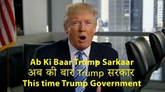 Donald Trump speaks Hindi, courts Indian-Americans in bizarre ad