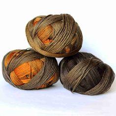 Gradient Wer hat die Kokosnuss von Schoppel-Wolle - Heikes Handgewebtes
