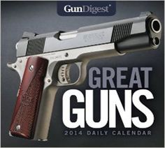 Win a Great Guns 2014 Calendar