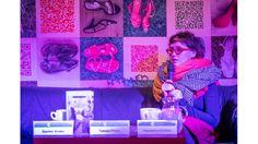 Conrad Festival 2016, Conrad by Night. Spotkanie z Magdaleną Kicińską, nominowaną do Nagrody Conrada  fot. Wojciech Wandzel, www.wandzelphoto.com