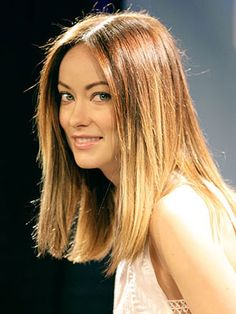 The 7 best hairstyles for square faces: Olivia Wilde