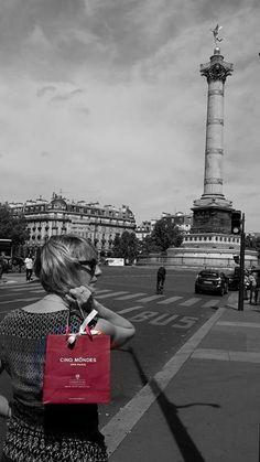 www.cinqmondes.com l Jamais sans mon Huile Universelle Ayurvédique ! l @Claire L.