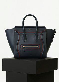 Céline ss16 mini luggage handbag