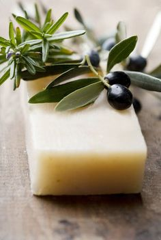 Handmade 100% Extra Virgin Olive Oil Soap (From Greece). The best soap in the world... pure, natural, gentle, highly conditioning, and safe for sensitive, problem and baby skin. When enriched with beneficial exotic oils it is unbeatable! Very different from commercial soaps... all the natural glycerin remains intact acting as a humectant. Chemical-free & environmentally sustainable!!!