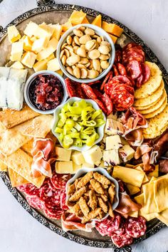 How To Make A Cheese Plate – these tips will help you make the best, most delicious cheese plate ever!  I love cheese plates.  To me, they are the perfect easy meal – you can get salty, crunchy, tart, spicy, creamy, and fresh in just one platter.  They are great for groups, perfect for parties, and...Read More