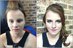 Happy client! Does she looks like emma watson on after shot?