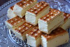 This is my Mum's recipe for Lattice Cheesecake Slice and she always made it when guests came around. It's a firm family favourite!
