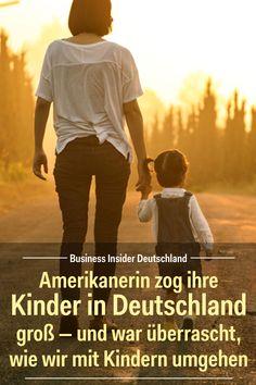 Amerikanerin zog ihre Kinder in Deutschland groß — und war überrascht, wie wir mit Kindern umgehen. Artikel: BI Deutschland Foto: Shutterstock/BI