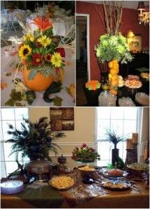 fall wedding shower decorations | ... Shower Ideas' | Celebration Advisor - Wedding and Party Network Blog