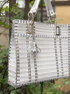 Michael Kors Jet Set, Tote Bag, Textile Patterns, Plastic Bags, Tights, Lady, Carry Bag, Tote Bags