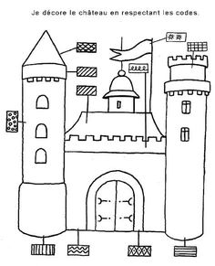 Chateau Moyen Age, Christmas To Do List, St Georges Day, Author Studies, Good Buddy, Saint George, Summer Art, Middle Ages, Kids And Parenting