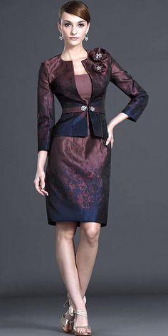 Lovely church suits! Saw the same church suit and hat for a great price at http://www.womensuitsupto34.com/