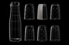 Formafantasma 聯手 J.& L.Lobmeyr 打造 Alphabet 系列蝕刻玻璃水杯亮相米蘭國際家具展 - JUKSY 線上流行雜誌