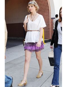 Taylor, you look so sweet