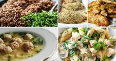 """Ako často sa svojich blízkych pýtate, čo by si želali na obed? Po rokoch varenia tých istých jedál sa občas pristihneme pri myšlienke: """"ja už naozaj neviem, čo variť."""" Ak máte presne tento problém, máme pre vás riešenie. Zhromaždili sme pre vás recepty, ktoré sú na nedeľný obed ako stvorené. Rôzne druhy mäsa, cestoviny, zelenina, Mashed Potatoes, Chicken, Meat, Ethnic Recipes, Whipped Potatoes, Cubs"""