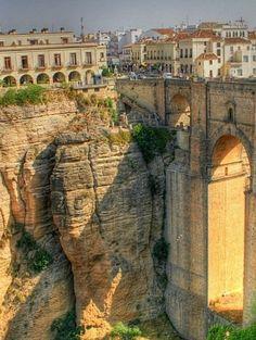 Ронда, Испания - Путешествуем вместе