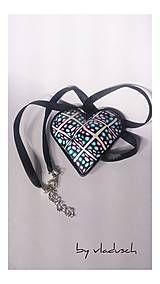 Náhrdelníky - Srdce  - 6804833_