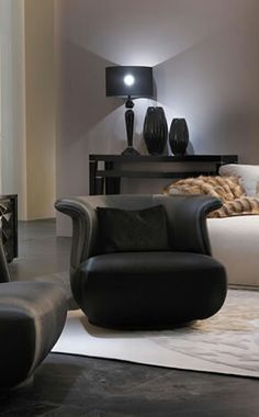 Luxurious Living - FENDI