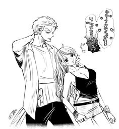 Zoro One Piece, One Piece Ship, One Piece Comic, One Piece World, One Piece Fanart, One Piece Manga, Zoro Nami, Roronoa Zoro, Citrus Manga