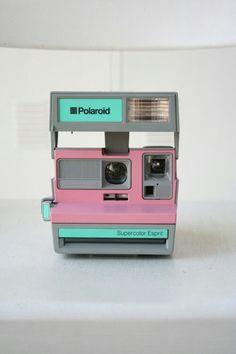 Polaroid! I need it. Now.