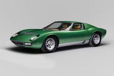 Official: ランボルギーニのレストア部門が手掛けた最初の1台、1971年製「ミウラSV」がコンクール・デレガンスに登場 - Autoblog Japan  これは素晴らしいレストア