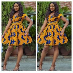 Super Attractive Ankara Styles for the Week - Ankaracollections