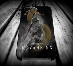 Adventure Time Dovahfinn for iPhone 4/4s/5/5s/5c/6/6 Plus Case, Samsung Galaxy S3/S4/S5/Note 3/4 Case, iPod 4/5 Case, HtC One M7 M8 and Nexus Case **