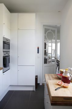 Our appartment kitchen #photograph by ugly