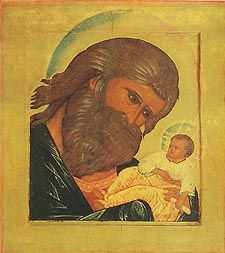 Holy, Righteous Simeon the God-Receiver - Orthodox Church in America