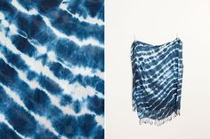 Shibori Shabooyah! 4 Ways to DIY With Indigo Dye