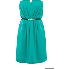 бирюзовое платье фото Почему мужчины любят женщин в красном? Woman... ❤ liked on Polyvore featuring dresses