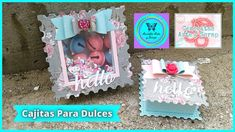 Cookie Box, Scrap, Cookies, Frame, Decor, Crates, Manualidades, Crack Crackers, Picture Frame