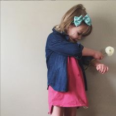 One of the best parts about our Play Dress? It has pockets for little ladies who need a place to store dandelions + candy + treasures. (Us mommas just need to check for leftover treasures before doing laundry ) : Photo Pin, Play Dress, Marriage Advice, Little People, Little Princess, Kids Wear, My Girl, Kids Fashion, Girls Dresses