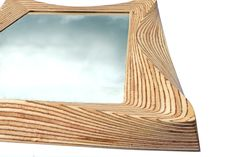 BUY NOW FOR £130 at www.surreywoodsmiths.com Beautiful wooden Mirror for bedroom, bathroom, living space or hallway