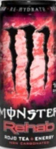 Monster Rehab Energy Drink, Rojo Tea, 15.5-Ounce « Blast Grocery Corporate Website, Monster Energy, Energy Drinks, Tea, My Love, Products, High Tea, My Boo, Teas
