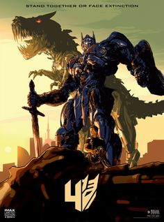 Transformers 4   BadPoster