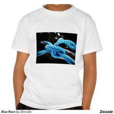 Blue Knot T Shirt