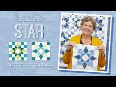 Digital Download - Winter Star Quilt Pattern by Missouri Star | M... Missouri Star Quilt Pattern, Missouri Quilt Tutorials, Quilting Tutorials, Quilting Projects, Msqc Tutorials, Quilting Ideas, Star Quilt Blocks, Star Quilt Patterns, Star Quilts