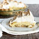 A Classic Banana Cream Pie Recipe that my grandma used to make!